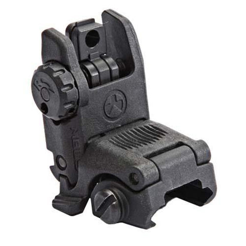 Magpul - MBUS® - Magpul® Back-Up Sight – Rear GEN 2, Black