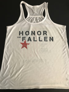 Womens Murph Tank White