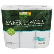 Durable and Absorbent Paper Towels