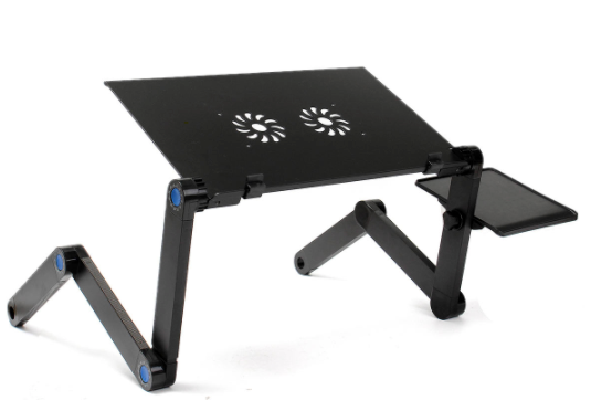 CastleGoods™ Laptop Desk 360° foldable Table for Laptop Notebook Tablet