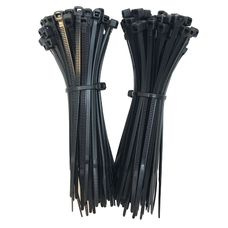 Southern 94 UV Rated Cable Ties in Black 4 Inch Length
