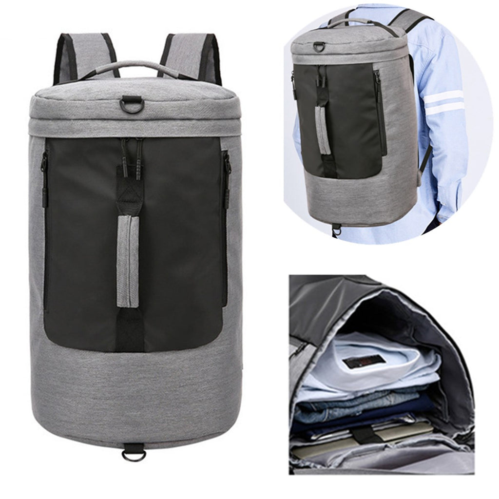 Sundase™ Mens Travel Backpack Suitcase and Gym Duffle Bag