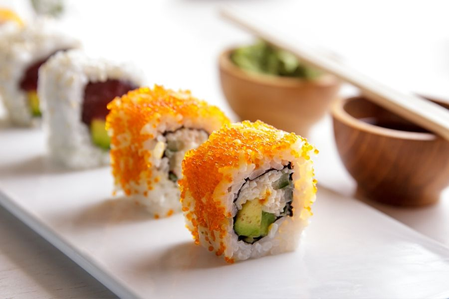 Invented in Canada - The California Roll