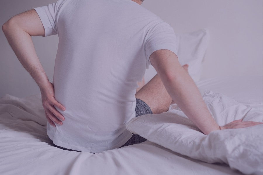 Different Ways a Mattress Can Cause Back Pain