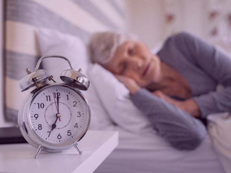 Causes for Insomnia in Seniors and Elderly Canadians