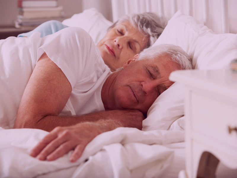 Tips That Can Help Seniors & Elderly Canadians Sleep Better
