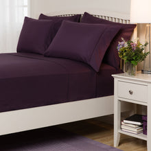 4pc Bed Sheet Set - 1500 Series