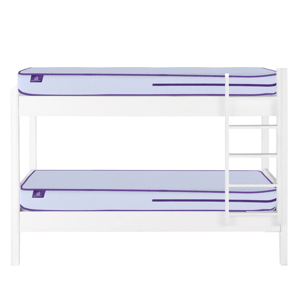"The Bunkie, 6"" Memory Foam Bunk Bed Mattress in a Box 