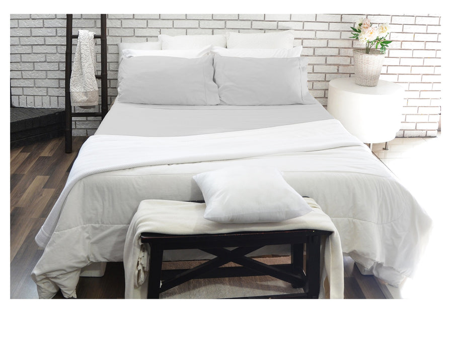 100% Organic Cotton Bed Sheet Set
