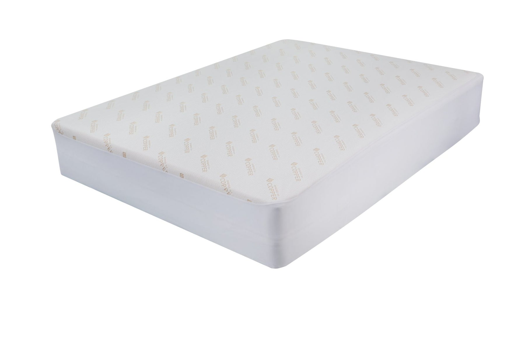 Copper Infused Waterproof Mattress Protector