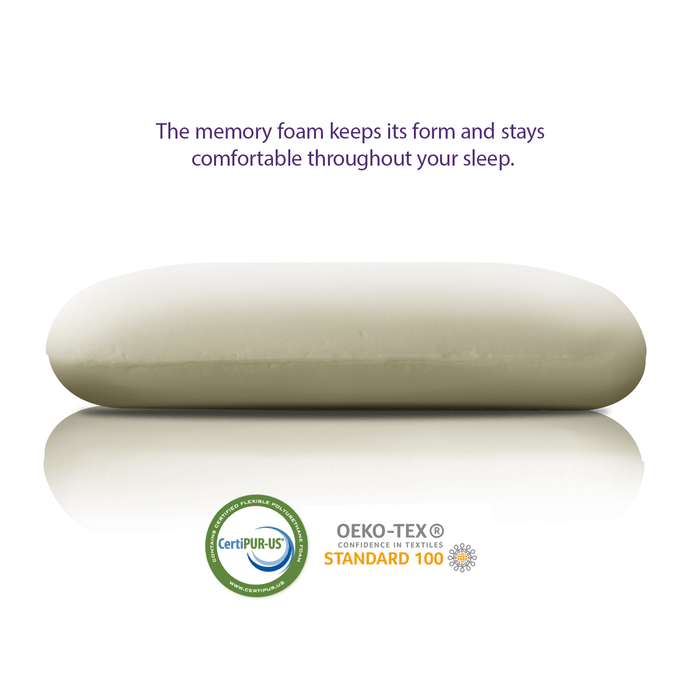 Memory Foam Pillow Premium Foam | The Perfect Pillow