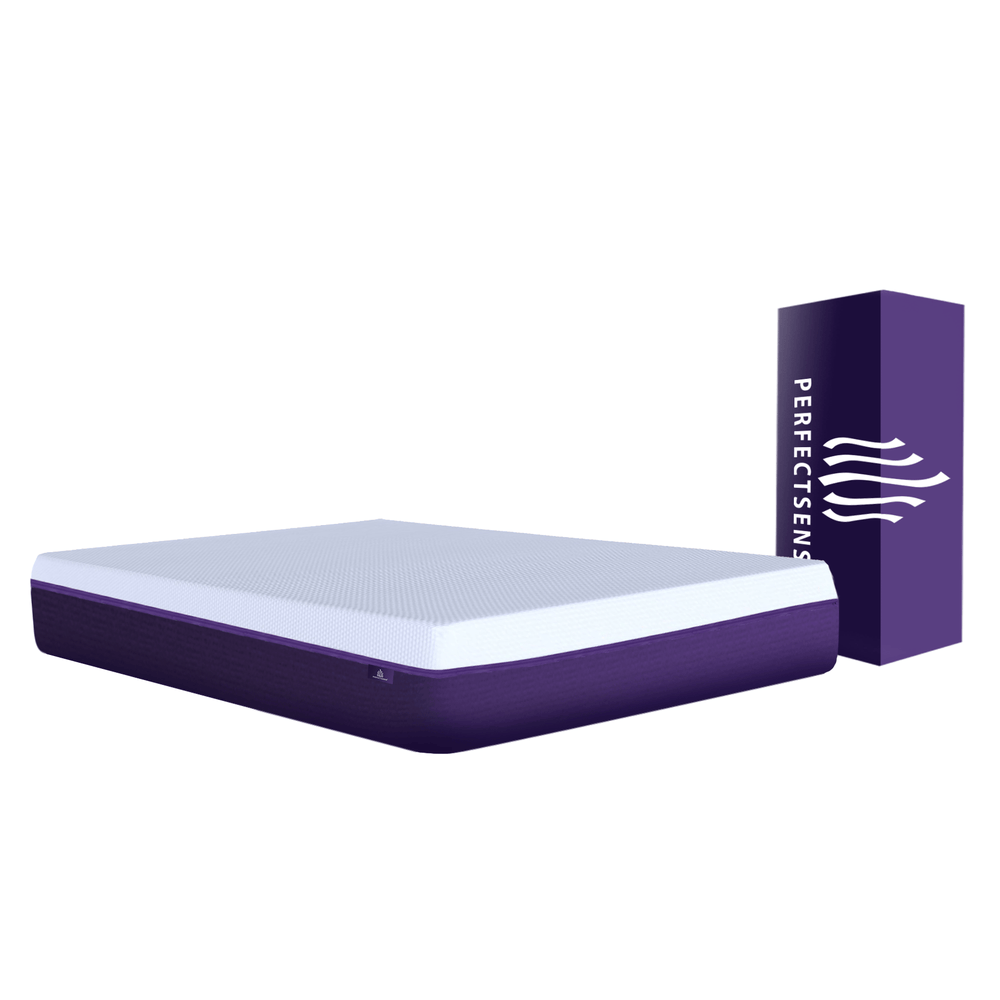 "The Dodeca | Premium 12"" 4-Layer Memory Foam Mattress in a Box"