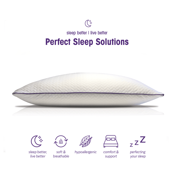 Perfect Sleep Solutions | The Perfect Pillow