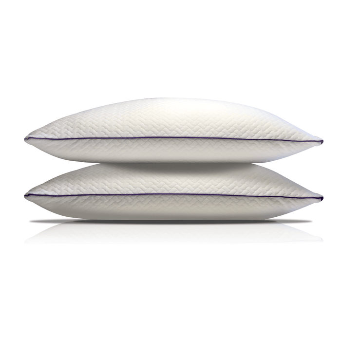 Memory Foam Pillow Two Pack