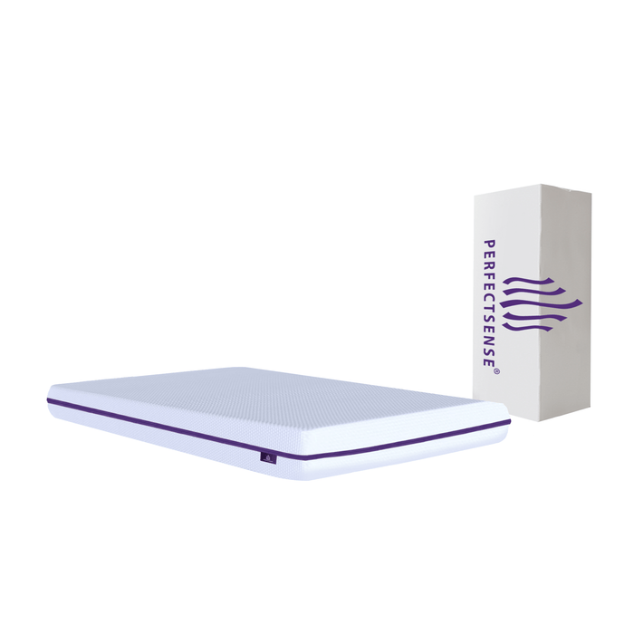 "The Octa | 8"" 3-Layer Memory Foam Matrress in Box"