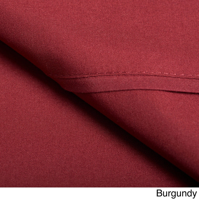 1500 Series Highest Thread Count Burgundy