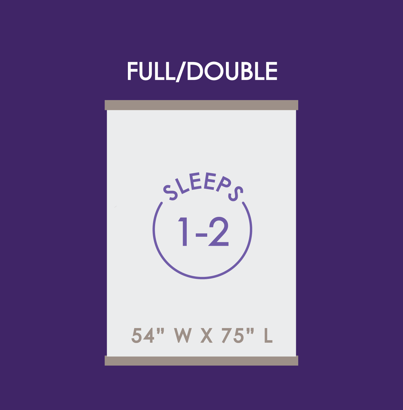 Full/Double Size