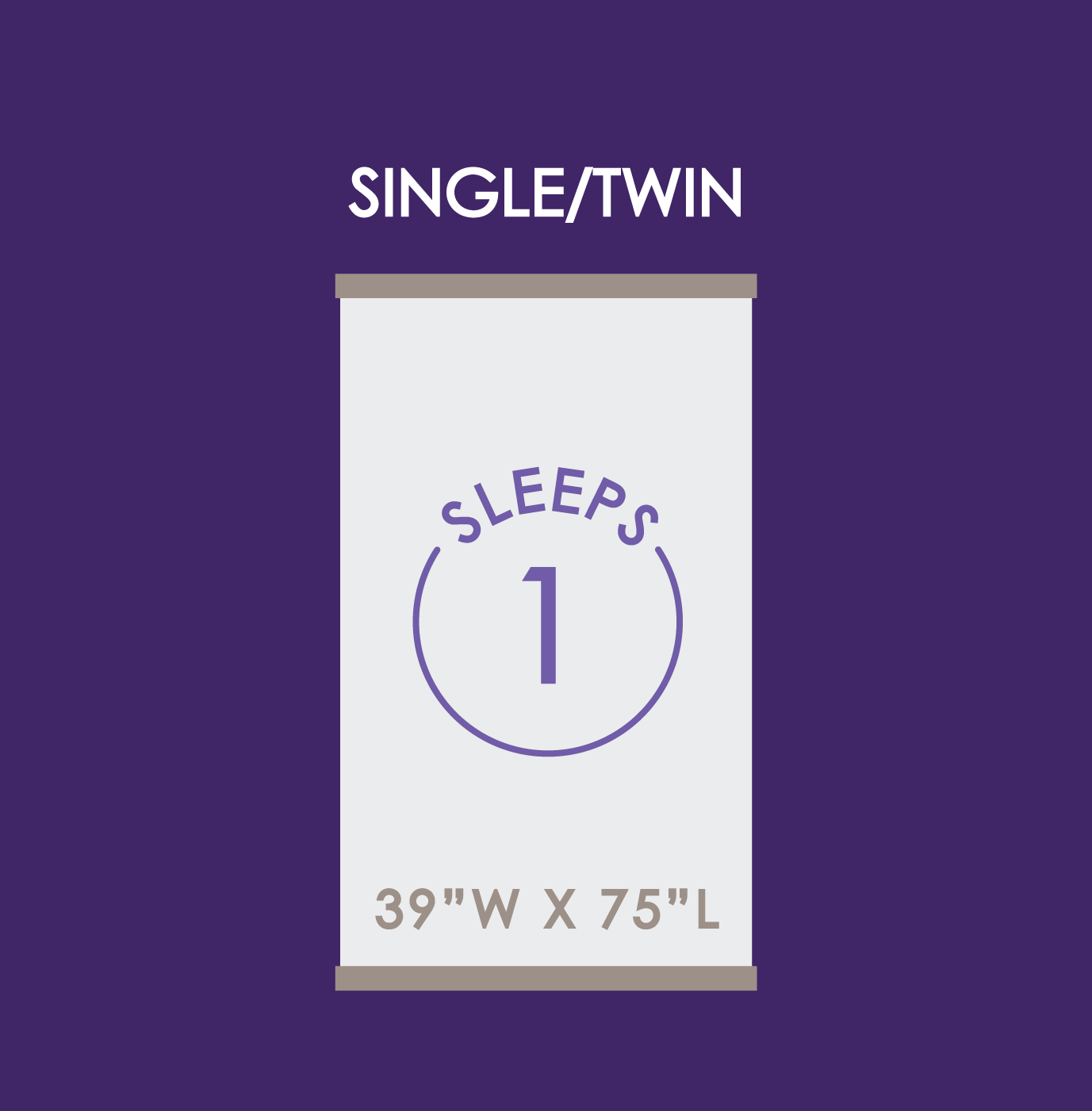 Single/Twin Size