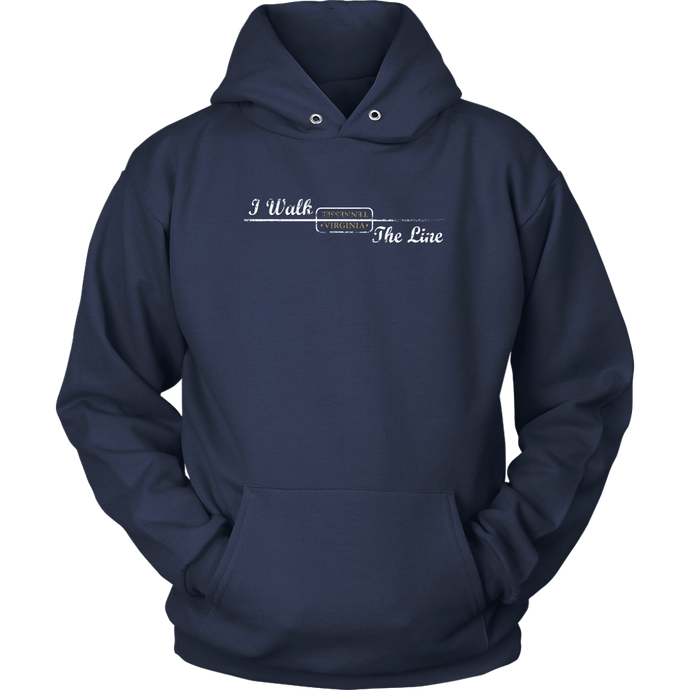 I Walk the Line Sweatshirt