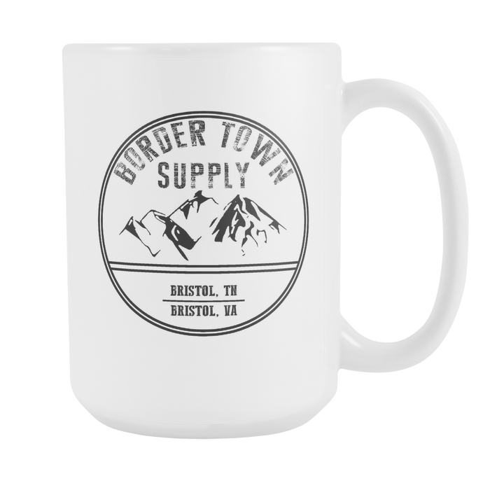 Border Town Supply 15oz Mug