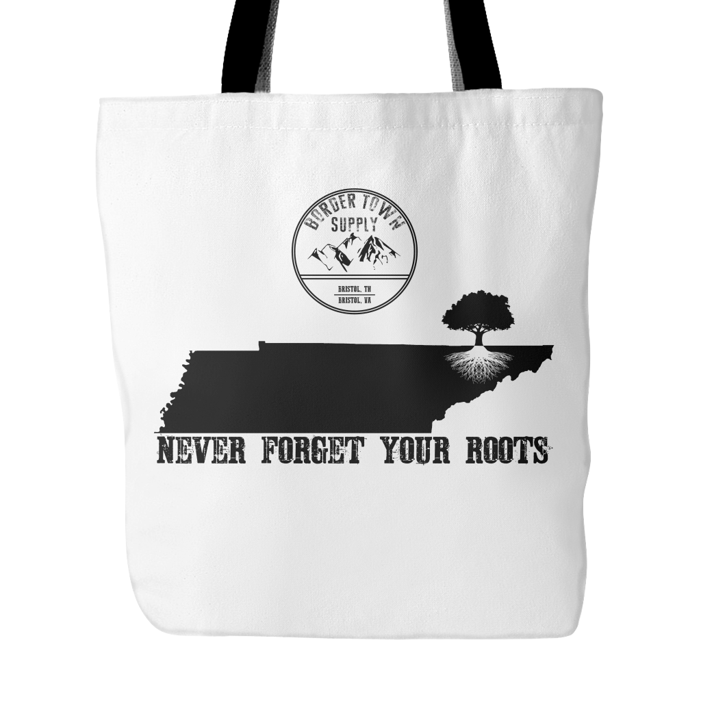Never Forget Your Tennessee Roots Tote