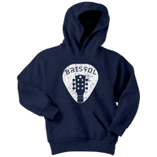 Bristol Guitar Pick Youth Hoodie