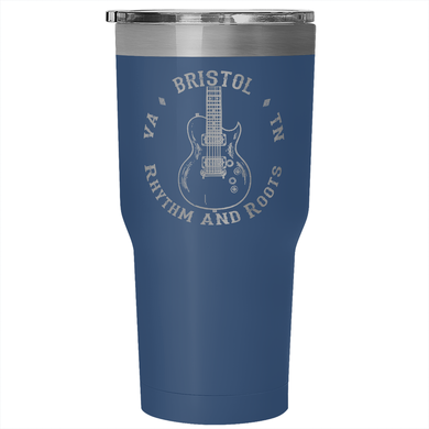 Rhythm and Roots Guitar Tumbler