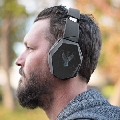 I'll Fly Away Bluetooth Headphones