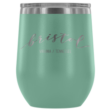 Bristol Ribbon Wine Tumbler