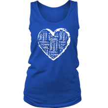 Small Town Girl Women's Tank