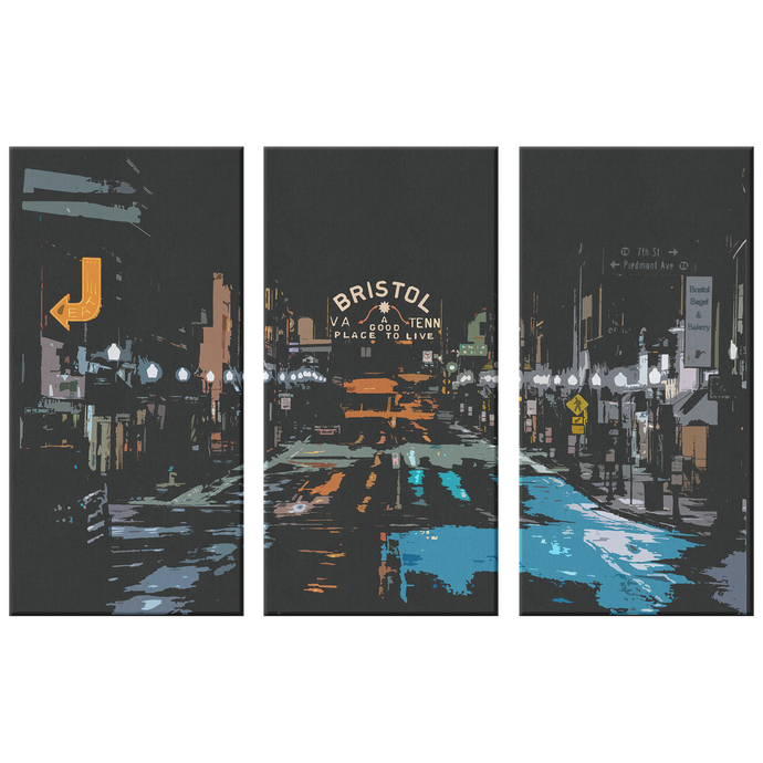 State Street 3-Piece Canvas