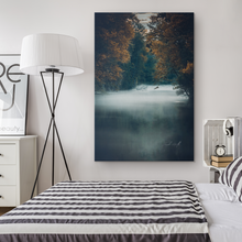 Holston River Canvas Print