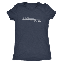 I Walk the Line Women's Tee