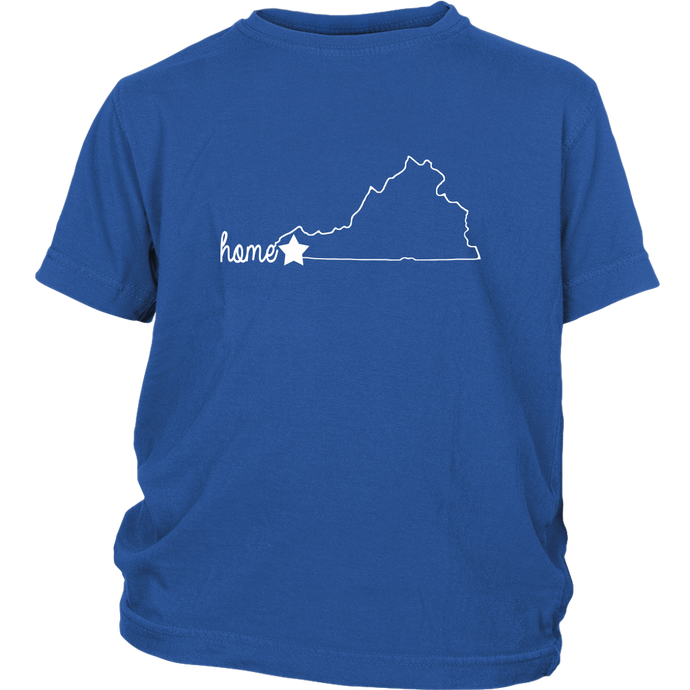Virginia Home Youth Tee