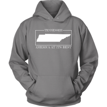 Tennessee: America at its Best Hoodie