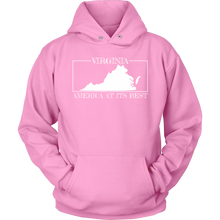 Virginia: America at its Best Hoodie