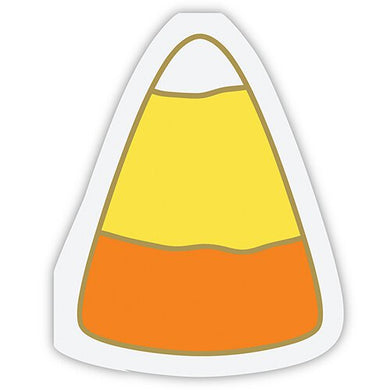 Candy Corn Die Cut Napkin