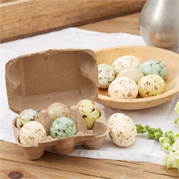 Decorative Speckled Eggs