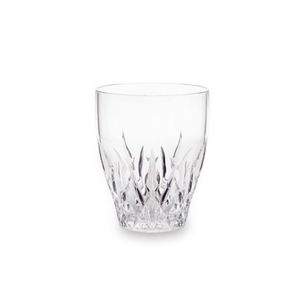 Aurora Crystal Stemless Wine Glass