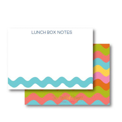 Ric Rac Lunchbox Notes