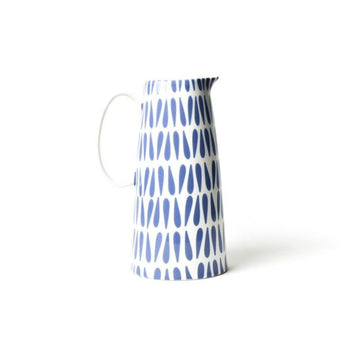 Wedgewood Drop | Pedestal Pitcher