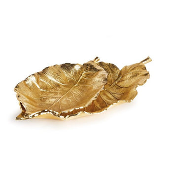 Alegra Leaf Tray | Set of 2