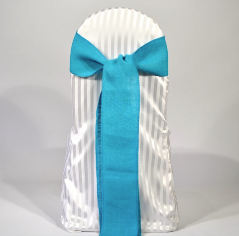Tiffany Burlap Sashes
