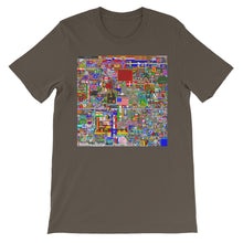 Reddit /r/place April Fools Day Printed T-shirt - Old McLeod Trading Co Product