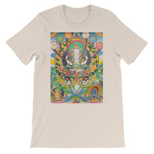 Buddhist Avalokiteshvara Mantra T-shirt - Old McLeod Trading Co Product