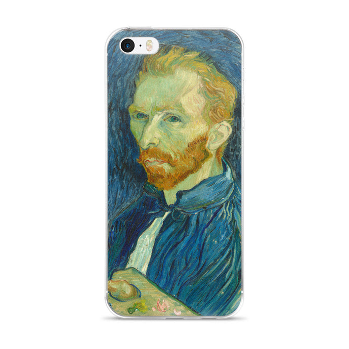 Van Gogh Self-Portrait Fine Art Printed iPhone 5/6 Case - Old McLeod Trading Co Product