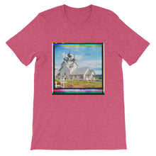 Bozhʹei Russian 3-Color Vintage Photo Print T Shirt - Old McLeod Trading Co Product