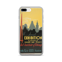Chicago Skyline Vintage iPhone 7/7 Case