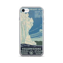Yellowstone National Park WPA Printed iPhone 7/7 Plus Case - Old McLeod Trading Co Product