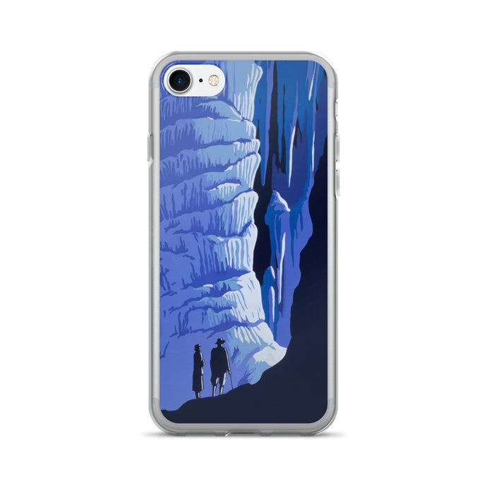 American Caving Vintage Printed iPhone 7 Case